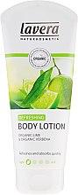 """Profumi e cosmetici Lozione corpo """"Lime"""" - Lavera Refreshing Body Lotion"""