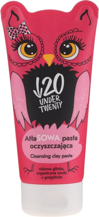 Pasta detergente viso - Under Twenty Altasowa Cleansing Paste