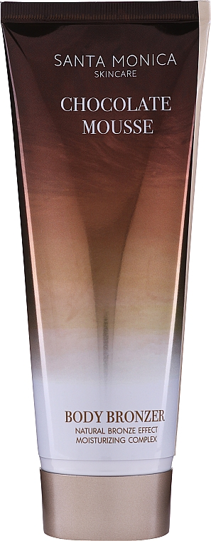 """Bronzer corpo """"Mousse al cioccolato"""" - Santa Monica Skincare Chocolate Mousse Body Bronzer — foto N1"""