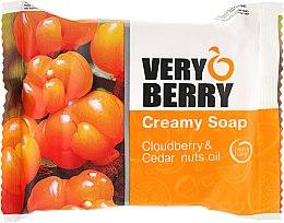 Profumi e cosmetici Sapone - Very Berry Cloudberry & Cedar Nuts Oil