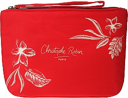 Profumi e cosmetici Set - Christophe Robin Regenerating Travel Kit (shm/75ml + balm/50ml + mask/50ml + bag)