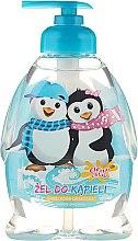 """Profumi e cosmetici Gel doccia per bambini """"Pinguini"""" - Chlapu Chlap Bath & Shower Gel"""