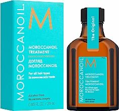 Profumi e cosmetici Olio rigenerante per capelli - Moroccanoil Oil Treatment For All Hair Types