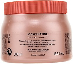 Profumi e cosmetici Maschera capelli ribelli - Kerastase Discipline Fondant Fludealiste Smooth-in-Motion Care