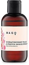 Profumi e cosmetici Olio non raffinato di semi di rosa canina - Fitomed Rosa Canina Seed Oil
