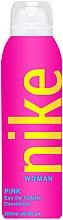 Profumi e cosmetici Nike Pink Woman - Deodorante