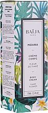 Profumi e cosmetici Crema corpo - Baija Moana Body Cream