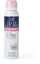 Profumi e cosmetici Deodorante antitraspirante - Felce Azzurra Deo Deo Spray Comfort