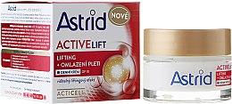 Profumi e cosmetici Crema con effetto lifting - Astrid Active Lift Lifting and Rejuvenating Day Cream SPF 10
