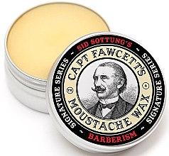 Profumi e cosmetici Cera per baffi - Captain Fawcett Sid Sottungs Moustache Wax Barberism