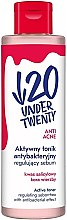 Profumi e cosmetici Tonico antibatterico attivo - Under Twenty Anti Acne Activ Antibacterial Tonic