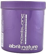Profumi e cosmetici Polvere decolorante - Abril et Nature Color Hair Bleach Maxiblanc Blonde