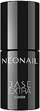 Profumi e cosmetici Base per smalto gel - NeoNail Professional Base Extra Cover
