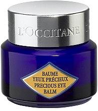 Profumi e cosmetici Balsamo contorno occhi - L'Occitane Immortelle Precious Eye Balm