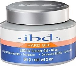 Profumi e cosmetici Gel-smalto trasparente per unghie - IBD LED/UV Builder Clear Gel