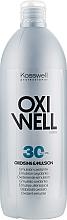 Profumi e cosmetici Emulsione ossidante 9% - Kosswell Professional Oxidizing Emulsion Oxiwell 9% 30 vol