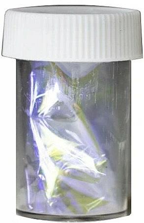 Foglio per unghie effetto vetro - Ronney Professional Transfer Glass Foil