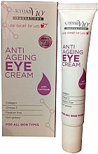Crema contorno occhi antietà - Derma V10 Innovations Anti Ageing Eye Cream — foto N1