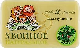 "Profumi e cosmetici Sapone da toilette ""Conifero"" - Nevskaya Kosmetika"