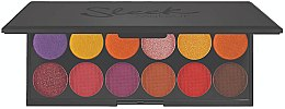 Profumi e cosmetici Palette trucco - Sleek MakeUP iDivine Chasing The Sun Eyeshadow Palette