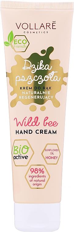 """Crema mani rivitalizzante """"Wild Bee"""" - Vollare"""