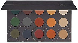 Profumi e cosmetici Palette ombretti - Zoeva Matte Spectrum Eyeshadow Palette