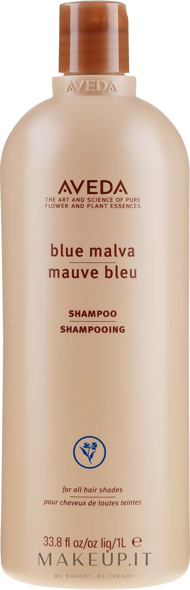 Shampoo colorante - Aveda Blue Malva Color Shampoo — foto 1000 ml