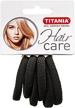 Profumi e cosmetici Elastico piccolo per capelli, grigio - Titania
