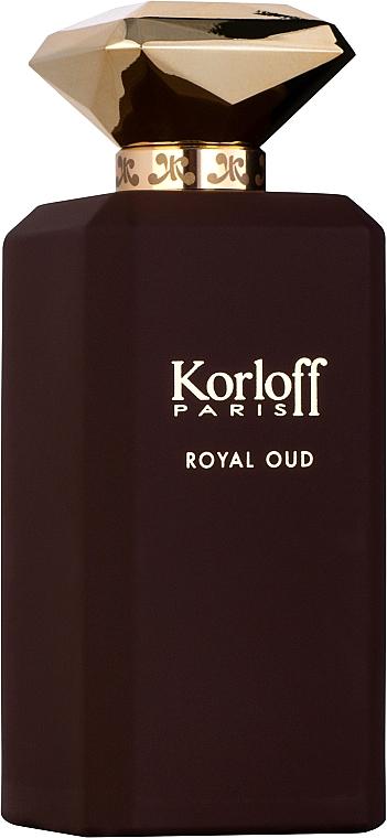Korloff Paris Royal Oud - Eau de Parfum — foto N1