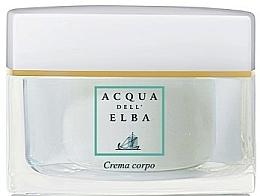 Profumi e cosmetici Acqua Dell Elba Essenza Women - Crema corpo all'acido ialuronico