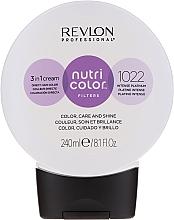 Profumi e cosmetici Crema-balsamo tonificante per capelli, 240 ml - Revlon Professional Nutri Color Filters