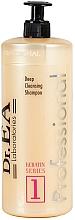 Profumi e cosmetici Shampoo - Dr.EA Keratin Series 1 Deep Cleansing Shampoo