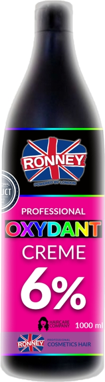 Crema ossidante - Ronney Professional Oxidant Creme 6%