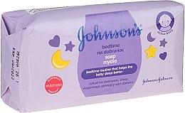 """Sapone per bambini """"Prima del sonno"""" - Johnson's Baby — foto N1"""
