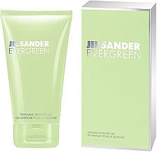 Profumi e cosmetici Jil Sander Evergreen - Gel doccia