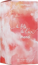 Courreges La Fille De L'Air Monoi - Eau de parfum — foto N2