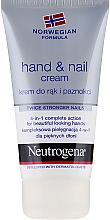Profumi e cosmetici Crema mani e unghie - Neutrogena Hand & Nail Cream