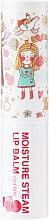 Profumi e cosmetici Balsamo per le labbra, ciliegia (design 1) - Seantree Moisture Steam Lip Balm Cherry Stick
