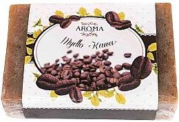 """Profumi e cosmetici Sapone """"Cafè"""" - Delicate Organic Aroma Soap"""