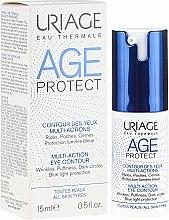 Profumi e cosmetici Siero contorno occhi, anti-rughe - Uriage Age Protect Multi-Action Eye Contour