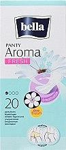 Profumi e cosmetici Assorbenti igienici Panty Aroma Fresh, 20 pz - Bella