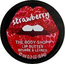 Profumi e cosmetici Burro labbra - The Body Shop Strawberry Lip Butter