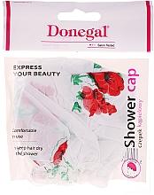 Profumi e cosmetici Cuffia da doccia, 9298, papavero - Donegal