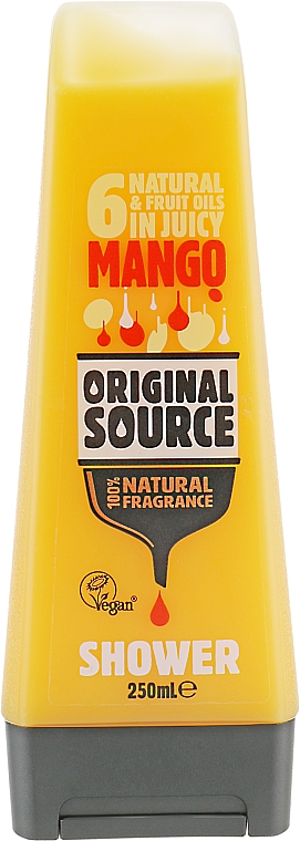 "Gel doccia ""Mango"" - Original Source Mango Shower Gel"