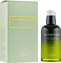 Profumi e cosmetici Emulsione idratante all'estratto di aloe - The Skin House Aloe Fresh Emulsion