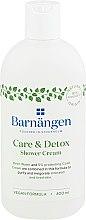 "Profumi e cosmetici Gel doccia ""Cura e disintossicazione"" - Barnangen Care & Detox Shower Cream"
