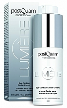 Profumi e cosmetici Crema contorno occhi rassodante - PostQuam Lumiere Eye Contour Caviar Cream