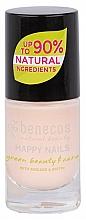 Profumi e cosmetici Smalto per unghie, 5 ml - Benecos Happy Nails Nail Polish
