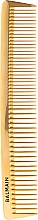 Pettine dorato - Balmain Paris Hair Couture Golden Cutting Comb — foto N1