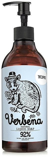 Sapone liquido - Yope Verbena Natural Liquid Soap
